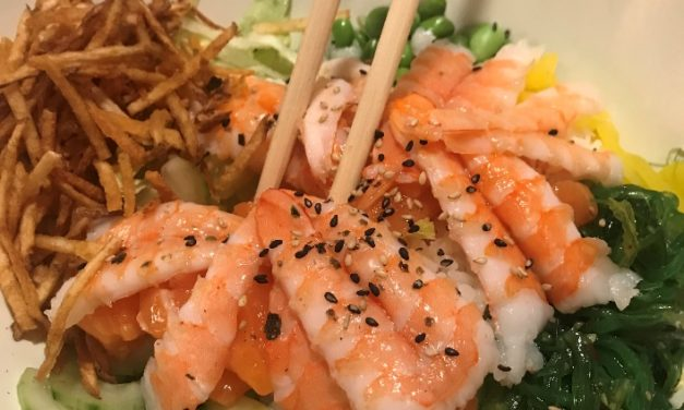 Poke Bowls – This Year's Food Fad